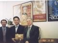 2004 Incontro con Maroni e' il presidente di Parlameto Provincia AP e  Vagnoni dirigente della Provincia..jpg